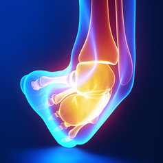 ankle sprain treatment mri results recovery time mike smith ankle pain following sprain