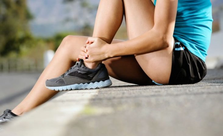 causes of ankle pain following an ankle sprain