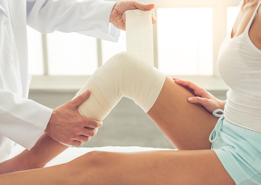 recovery following knee surgery adelaide